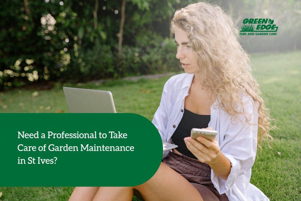 garden maintenance st ives